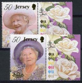 Jersey, michel 949/50, xx