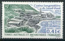 Antarctica Fr., michel 502, xx
