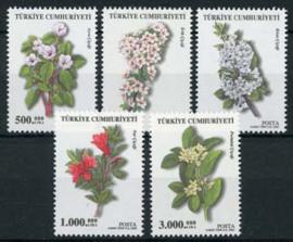 Turkije, michel 3348/52, xx