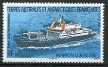 Antarctica Fr., michel 672, xx