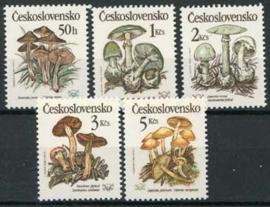 Tsjechoslowakije, michel 3017/21, xx