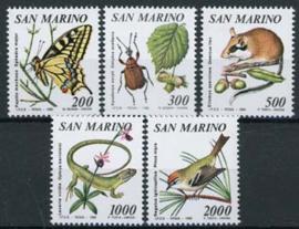 S.Marino, michel 1458/62, xx