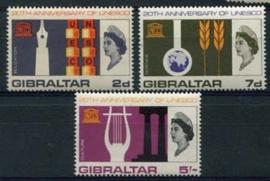 Gibraltar, michel 185/87, xx