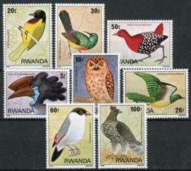 Rwanda, michel 1019/26, xx
