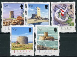 Jersey, michel 1195/98, xx