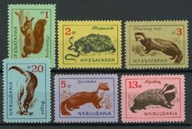 Bulgarije, michel 1377/82, xx
