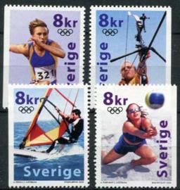 Zweden, michel 2182/85, xx