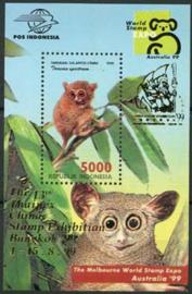 Indonesie, zbl. blok 170, xx