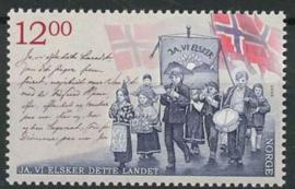 Noorwegen, michel 1679, xx