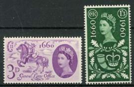 Engeland, michel 339/40, xx
