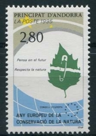 Andorra Fr., michel 475, xx