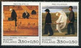 Finland, michel 1491/92, xx