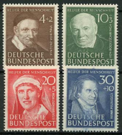 Bundespost, micherl 143/46, xx