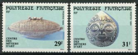 Polynesie, michel 523/24, xx