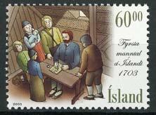 IJsland, michel 1044, xx