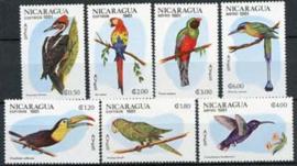 Nicaragua, michel 2217/23, xx