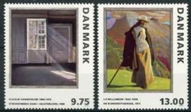 Denemarken, michel 1164/65, xx
