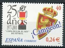 Spanje, michel 3641, xx