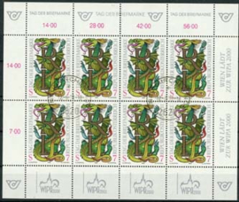 Oostenrijk, michel kb 2260, o