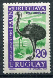 Uruguay, michel 1184, xx