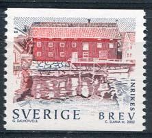Zweden, michel 2299, xx