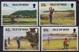 Isle of Man, michel 730/33, xx