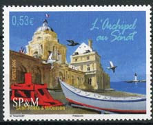 St.Pierre, michel 957, xx