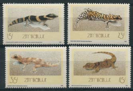 Zimbabwe, michel 396/99, xx