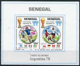 Senegal, michel blok 32, xx