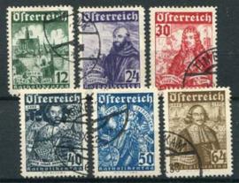 Oostenrijk, michel 557/62, o