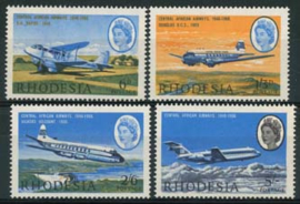 Rhodesie, michel 42/45, xx