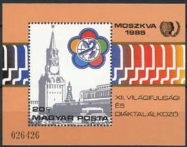 Hongarije, michel blok 178 A, xx