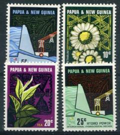 Papua N.Guinea, michel 115/18, xx