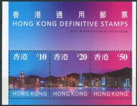 Hong Kong, michel blok 47, xx