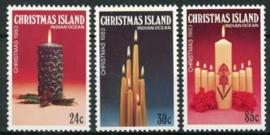 Christmas Isl., michel 180/82, xx