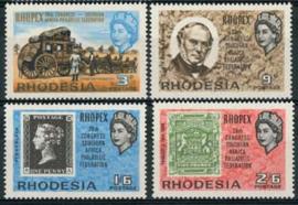 Rhodesie michel 38/41, xx