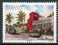 Mayotte, michel 239, xx