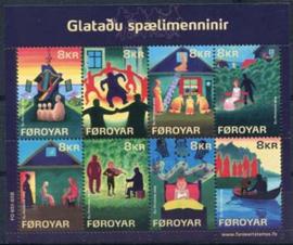 Faroer, michel kb 659/66, xx