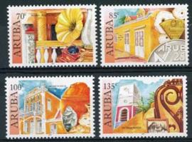 Aruba, nvph 376/79, xx