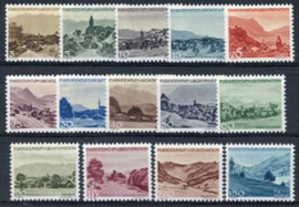 Liechtenstein, michel 224/37, xx