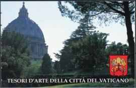 Vaticaan, michel MH 0-4, xx