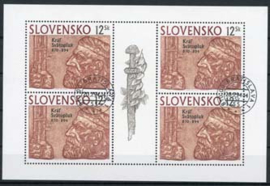 Slowakije, michel kb 198, o