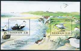 Denemarken, michel blok 13, xx