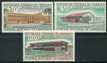 Cameroun, michel 578/80 , xx