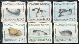 Groenland , michel 211/16 , xx