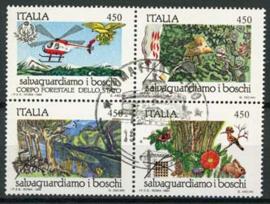 Italie, michel 1879/82, o