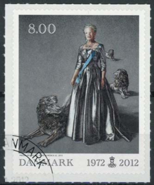 Denemarken, michel 1692, o