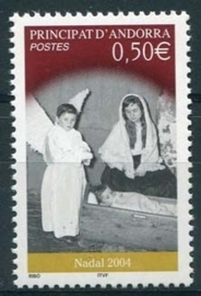Andorra Fr., michel 624, xx