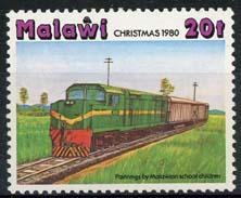 Malawi, michel 354, xx