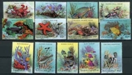 Barbuda, michel 973/85, xx
